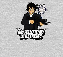 YAMCHA - SAY HELLO TO MY LITTLE FRIEND! Unisex T-Shirt