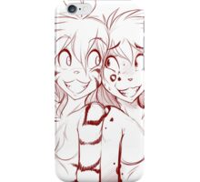 Kat with Flora - Twokinds iPhone Case/Skin