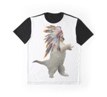 indian cat Graphic T-Shirt
