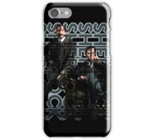 Sherlock Christmas special iPhone Case/Skin