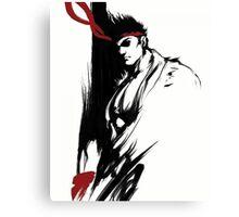 Ryu Stain style Canvas Print