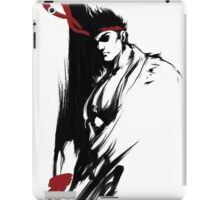 Ryu Stain style iPad Case/Skin