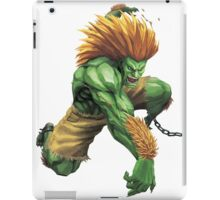 Blanka Street Fighter iPad Case/Skin