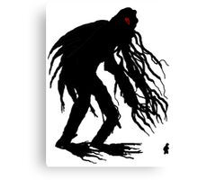 Come to Cthulhu Canvas Print