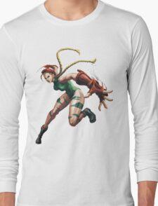 Cammy White Street Fighter Long Sleeve T-Shirt