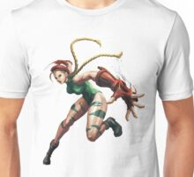 Cammy White Street Fighter Unisex T-Shirt