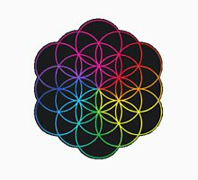 Coldplay Symbol - Multicolored  T-Shirt