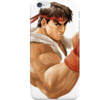 Ryu painting iPhone Case/Skin