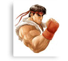 Ryu painting Canvas Print