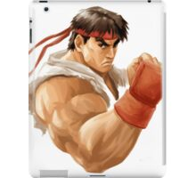 Ryu painting iPad Case/Skin