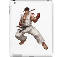 Ryu fight - Street Fighter iPad Case/Skin