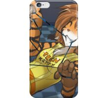 Stand by with Flora -Twokinds iPhone Case/Skin