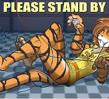 Stand by with Flora -Twokinds by ZMGuard