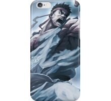 Ryu Storm style - Street Fighter iPhone Case/Skin