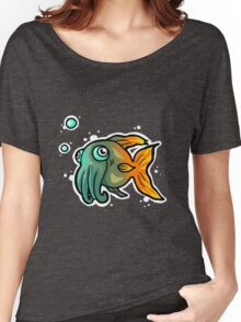 squidfish Women's Relaxed Fit T-Shirt