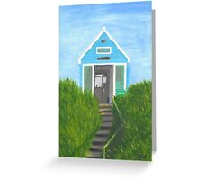 Lone Hut Greeting Card