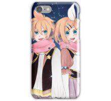 RIn and Len - Gemini iPhone Case/Skin