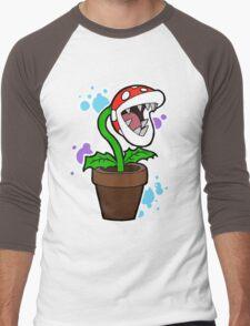 Mario Plant Men's Baseball ¾ T-Shirt