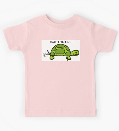 Bad Turtle Kids Tee