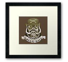 Motorhead Lemmy RIP Framed Print