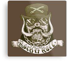 Motorhead Lemmy RIP Metal Print