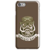 Motorhead Lemmy RIP iPhone Case/Skin