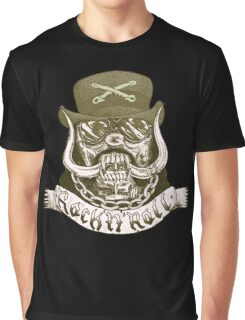 Motorhead Lemmy RIP Graphic T-Shirt