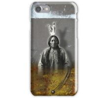 the shaman iPhone Case/Skin