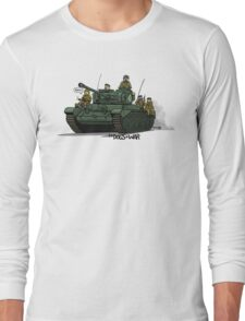 The Dogs of War: Comet Long Sleeve T-Shirt