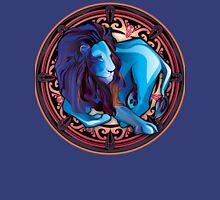 Leo in Blue Unisex T-Shirt