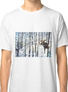 Painted Moose Classic T-Shirt