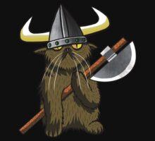 Cat Viking by Bigmom