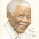 Nelson Mandela - appearances matter and remember to smile by Jenny Urquhart