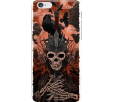 Heavy Lies the Crown iPhone Case/Skin