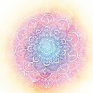 Rainbow Dust Mandala by Tangerine-Tane