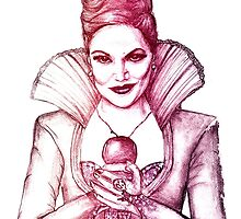 The Evil Queen by Sophie Brown
