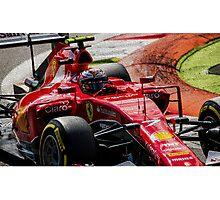 Formula 1 Photographic Print