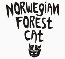 Norwegian viking forest cat by Bigmom