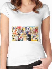 We Are Still Philistines Women's Fitted Scoop T-Shirt