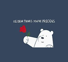 Ice Bear Thinks You're Precious by SuperDuperSloth