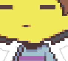 Undertale Main Character Sticker