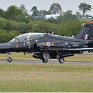 BAe Hawk TMK.2  4 Squadron by mike  jordan.