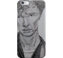 Benedict Cumberbatch iPhone Case/Skin