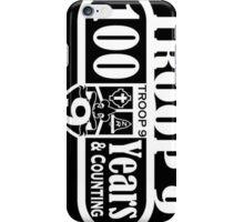 Troop 9 Phone Case iPhone Case/Skin