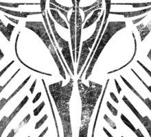 Shard Helm [ BLACK ] Sticker