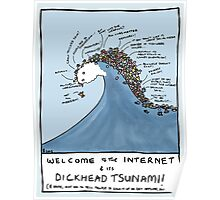 Some days the internet is like... Poster