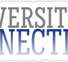University of Connecticut - UCONN Sticker