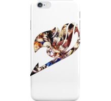 Fairy tail Guild Mark iPhone Case/Skin