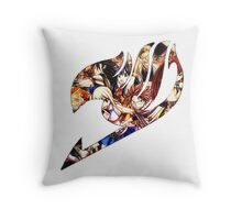 Fairy tail Guild Mark Throw Pillow