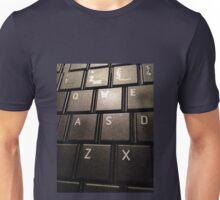 keyboard 2. Unisex T-Shirt